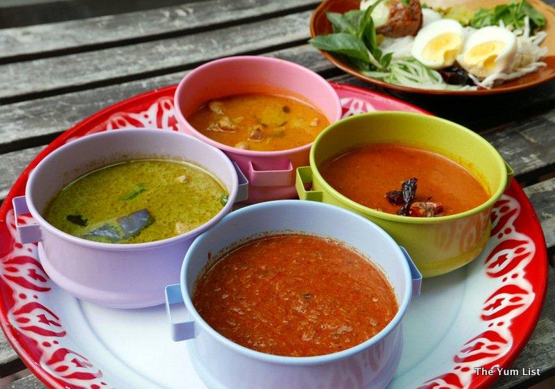 Baan Kanom Jeen, Thai food Empire Damansara
