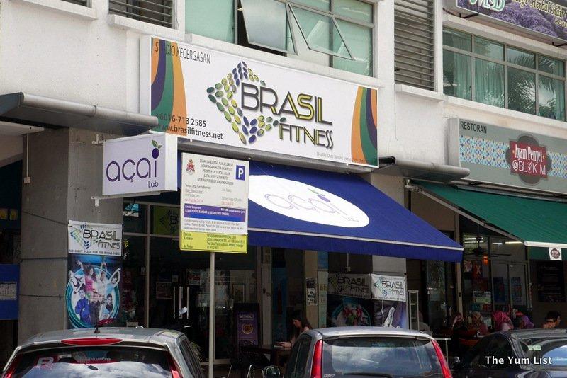 Açaí Lab, Smoothie Bowls and More, Solaris Mont Kiara, KL, acai berry in Malaysia