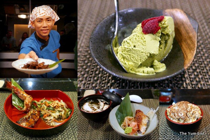 restaurants Gaya Island