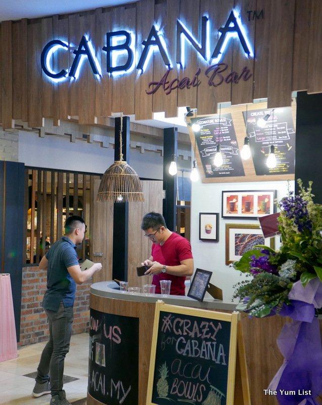Cabana Acai Bar, Publika
