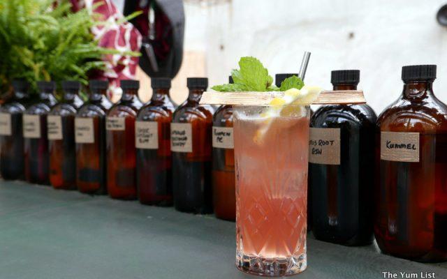 Case Study, Cocktail Bar, APW, Bangsar