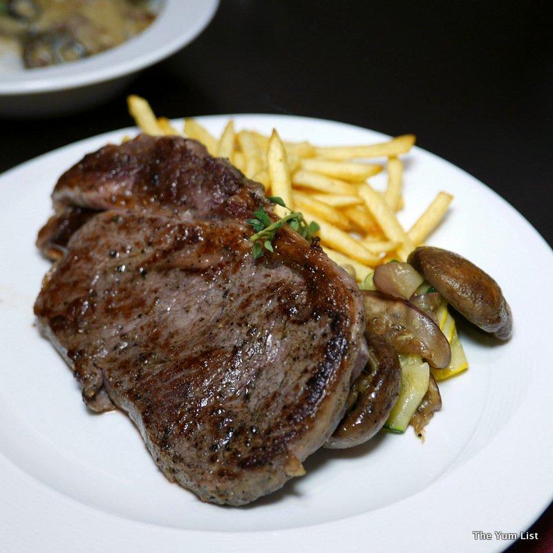 Brasserie 25, Hotel Stripes, Kuala Lumpur
