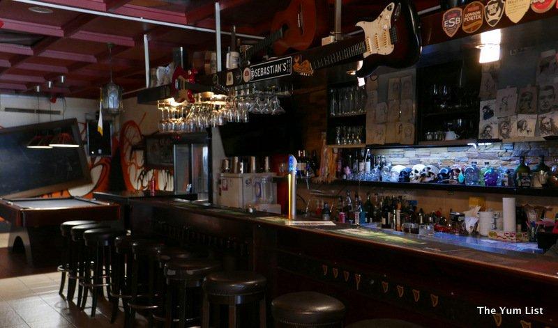 Sebastian's Gastro Bar, Ampang