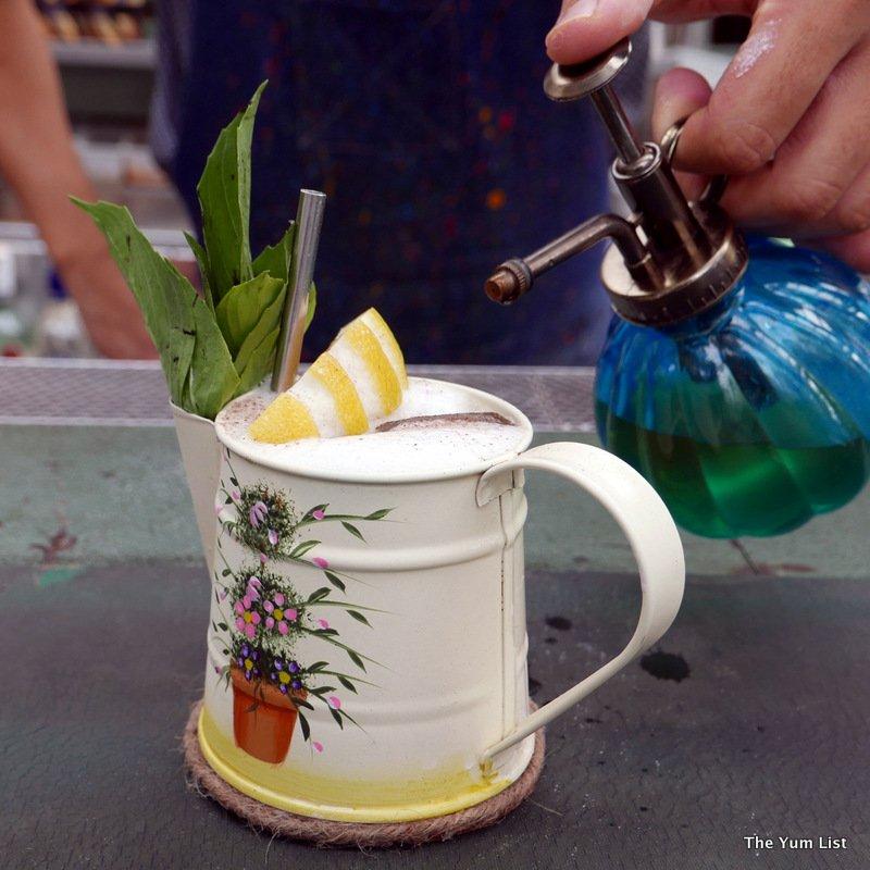 Case Study, Cocktail Bar