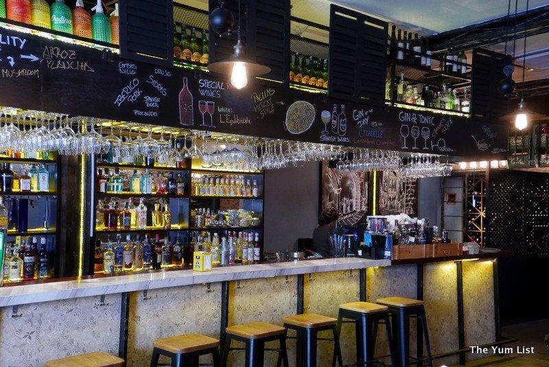 Best Spanish Restaurants Kuala Lumpur