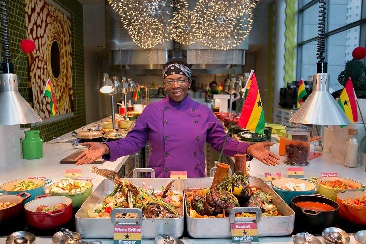 taste of Ghana