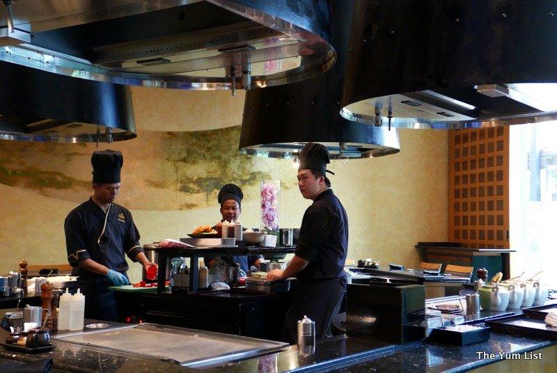 Iketeru, Japanese Restaurant
