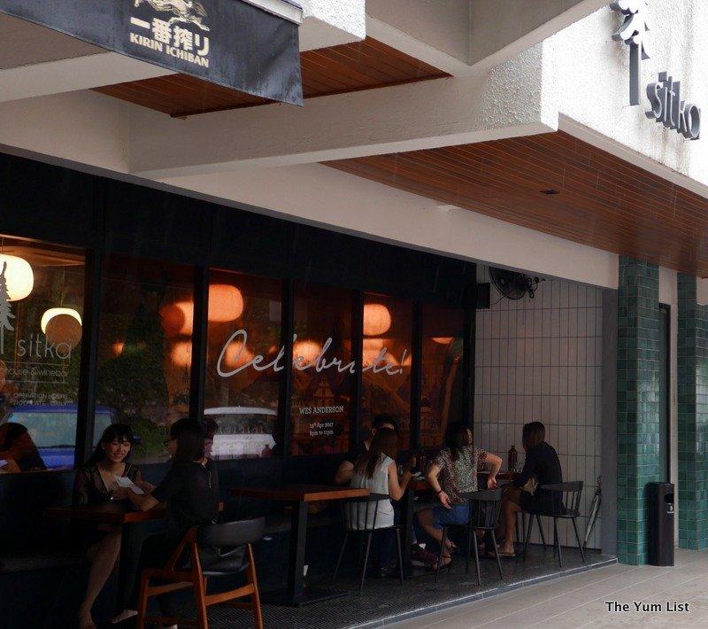 Sitka Eating House and Wine Bar, Modern Asian Cuisine, Kuala Lumpur