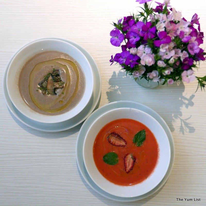 Marco Creative Cuisine, 1 Utama