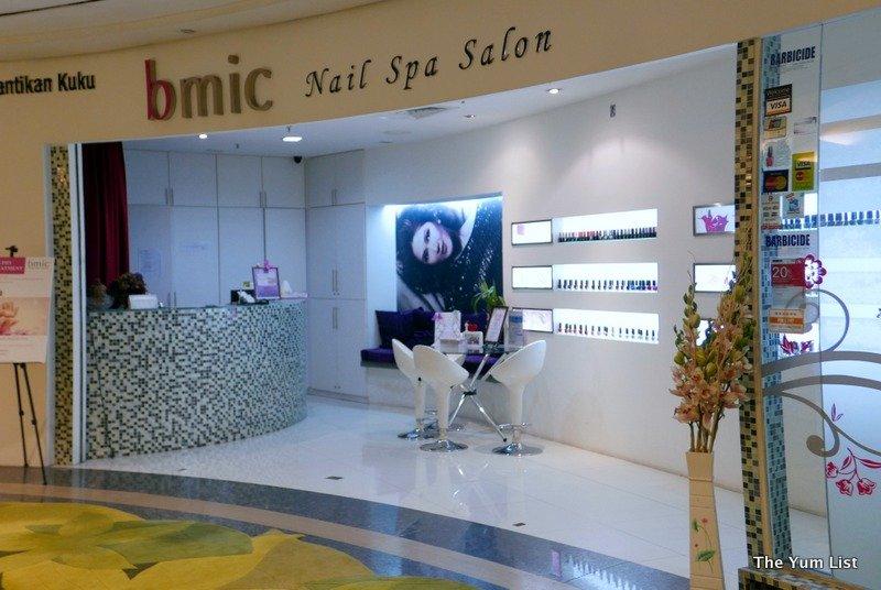 BMIC Nail Salon, Starhill Gallery