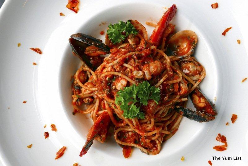 Neroteca, Italian Restaurant, Plaza Damansara, Kuala Lumpur