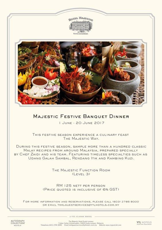 ramadan buffets