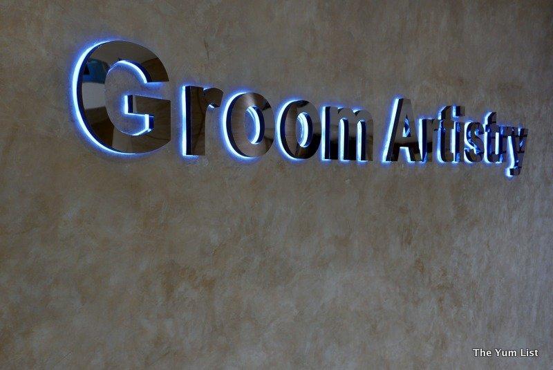 Groom Artistry, Hair Salon, The Intermark