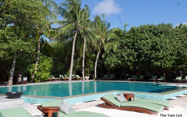 Taj Exotica Resort & Spa Dining Options