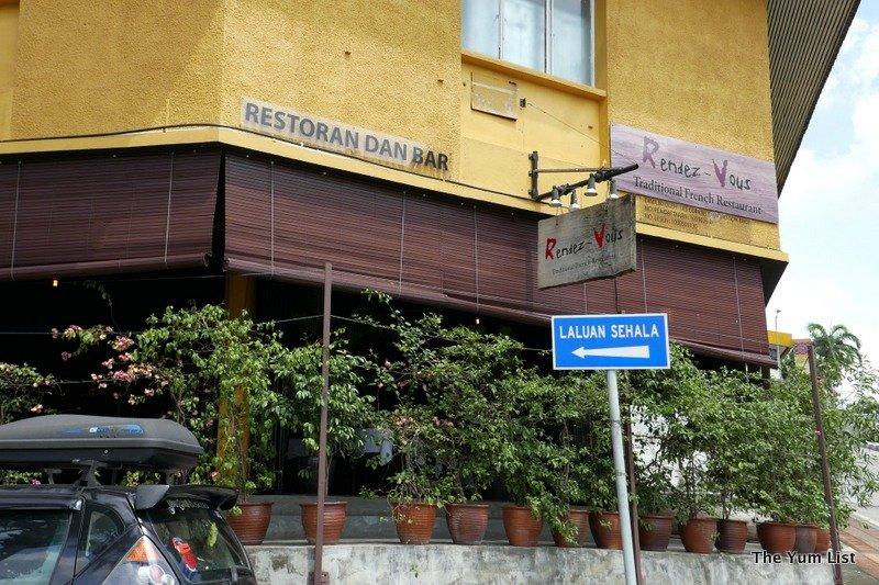 French Restaurant in Bangsar