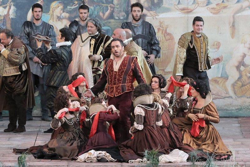 Rigoletto, Arena di Verona