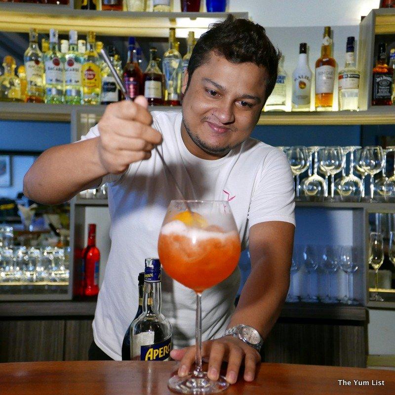 Zenero Restaurant and Wine Bar, Kuala Lumpur, Sunday Brunch