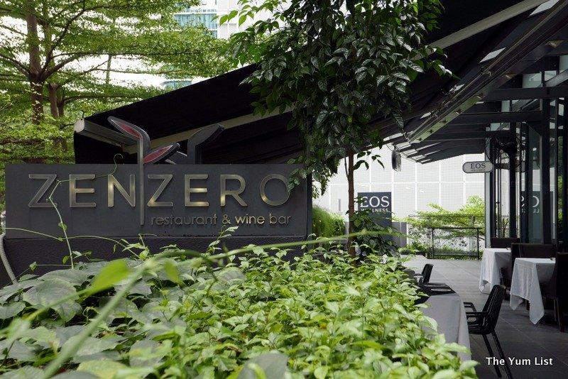 Zenzero Restaurant and Wine Bar, Kuala Lumpur, Sunday Brunch