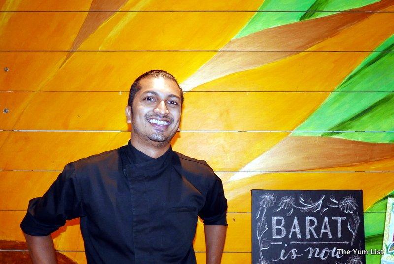 Barat, Vegetarian Restaurant, Bangsar