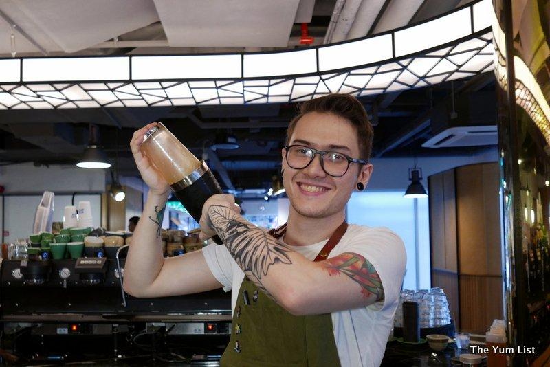 Common Man Coffee Roasters, TTDI