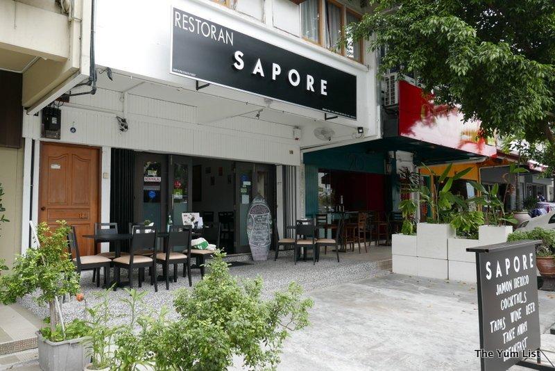 Sapore, Ampang