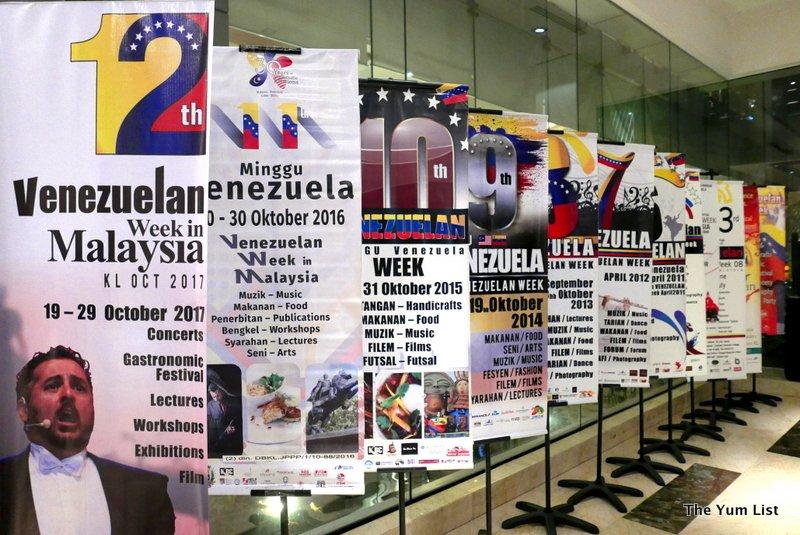 Venezuelan Gastronomic Festival 2017