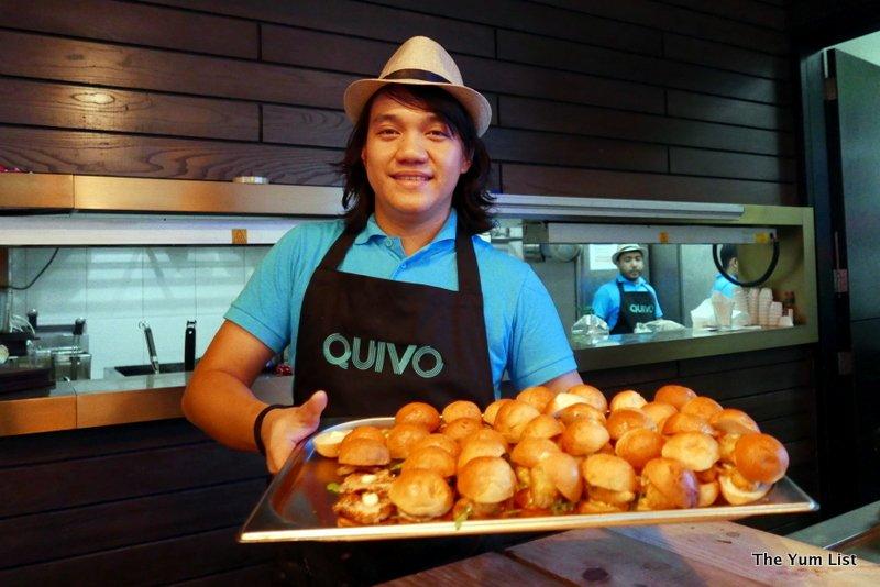 Quivo, Pavilion Kuala Lumpur