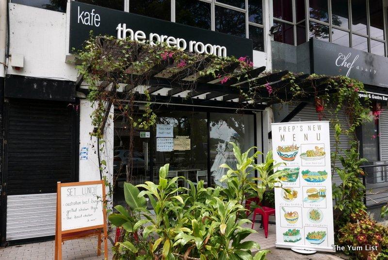 The Prep Room, Sri Hartamas