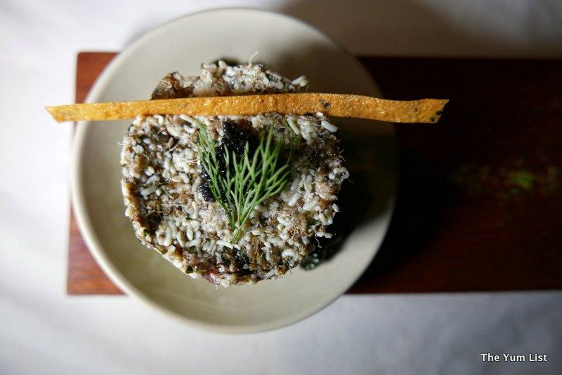insect menu, Laotian cuisine