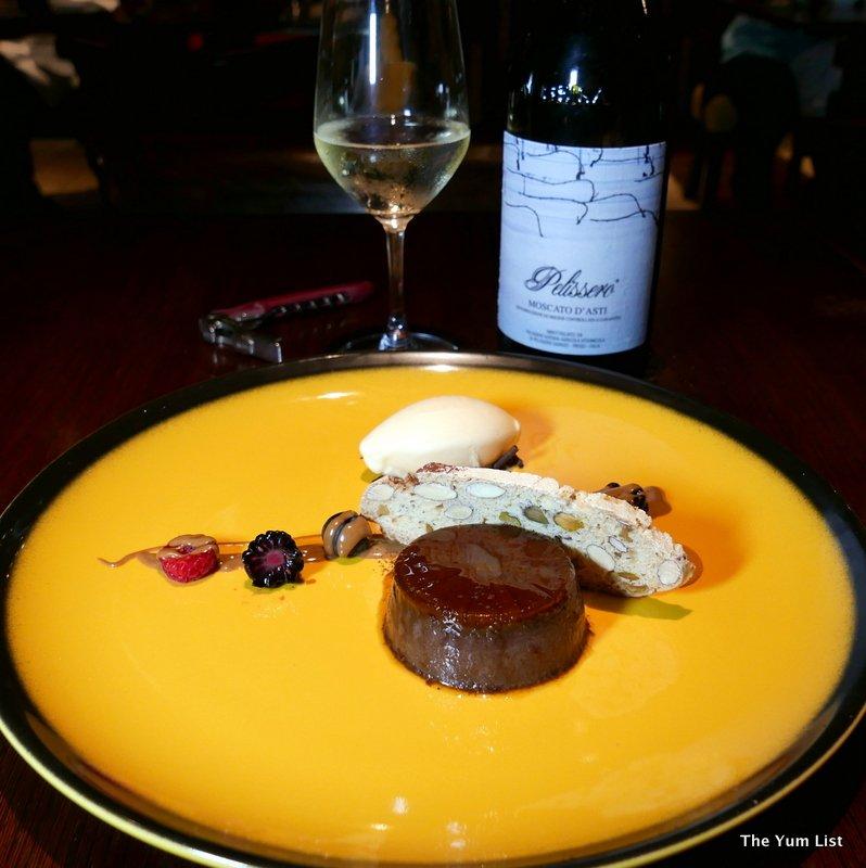 Pelissero Wine Dinner, Prego