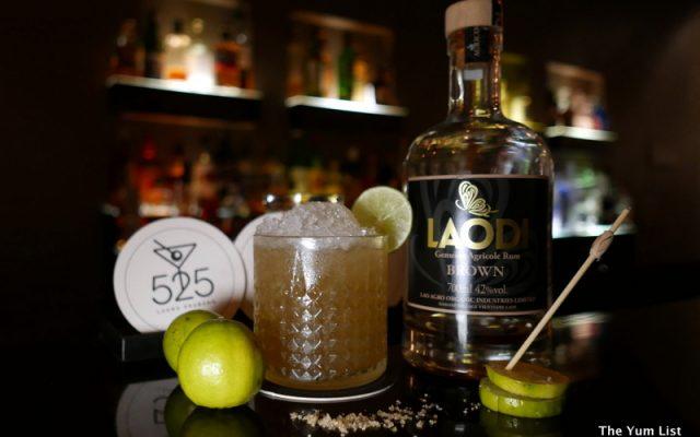 525 Cocktail Bar, Luang Prabang