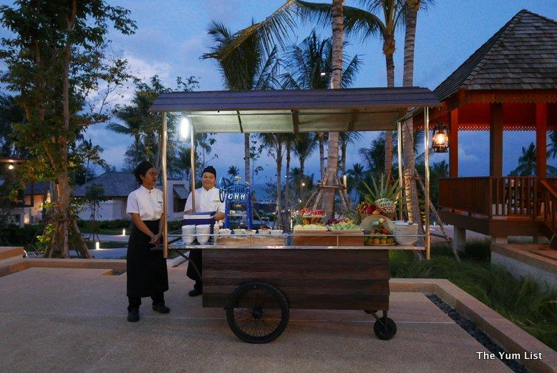 Baan Talat, The Ritz-Carlton, Koh Samui