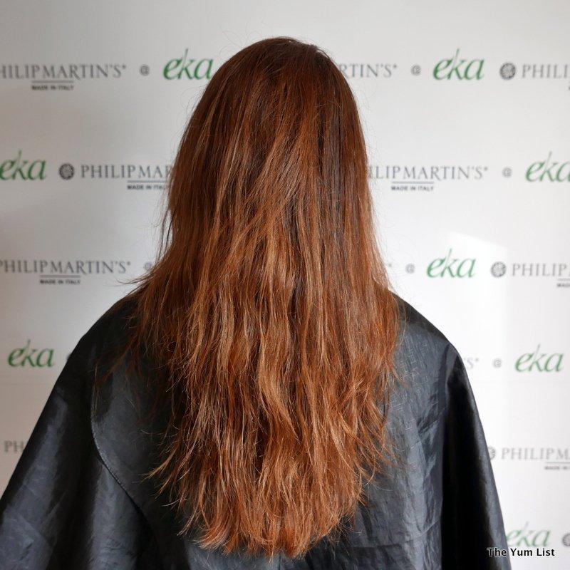 formaldehyde-free hair-straightening, KL