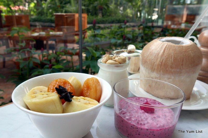 Breakfast Park Hyatt Saigon