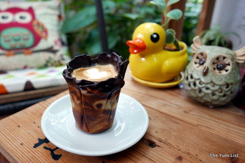 Tiny Garden Cafe, Cafe Hop Melawati
