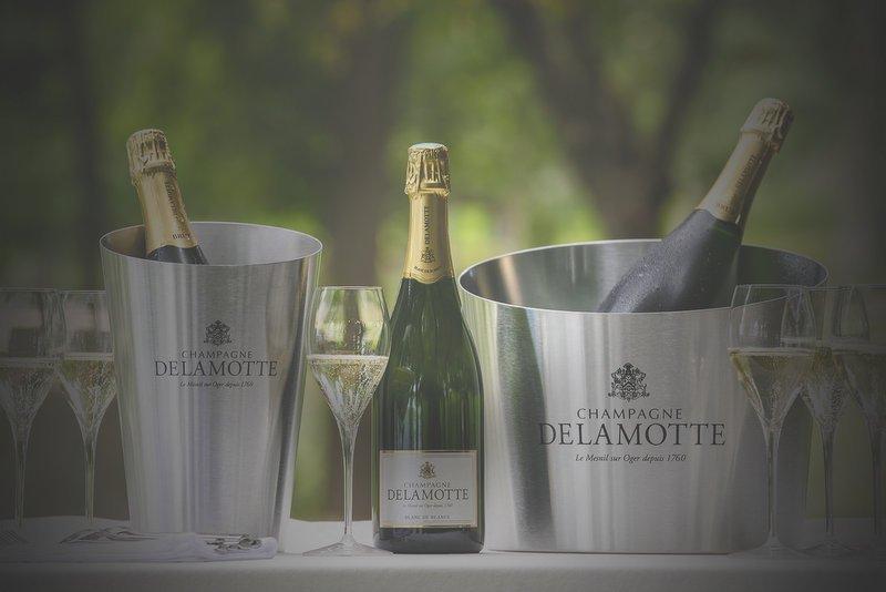 Champagne Salon & Champagne Delamotte
