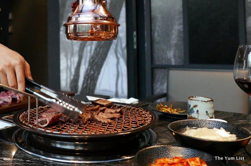 Han Wa Dam, Korean BBQ, KL