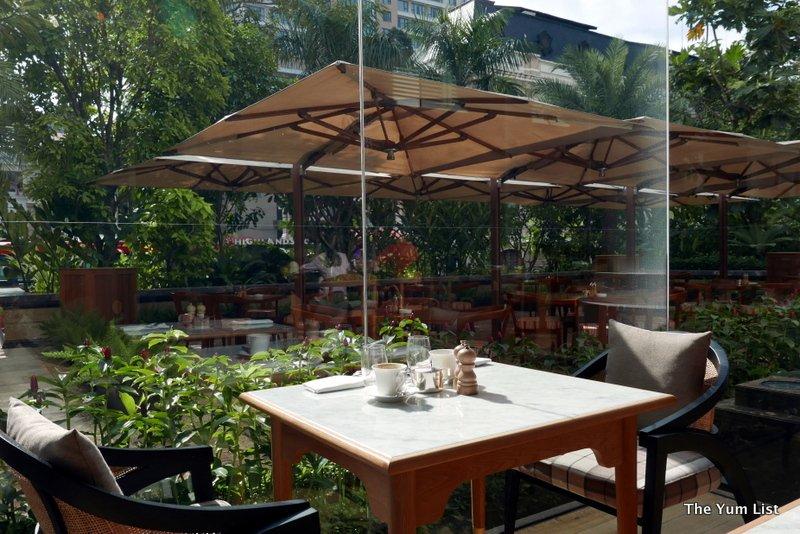 Breakfast at Park Hyatt Saigon