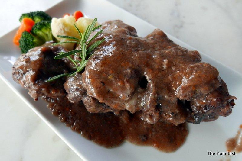 Enoteca Plaza Damansara, Italian restaurant KL
