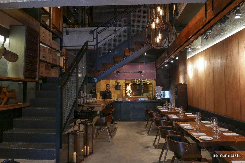 Vantador, Steakhouse, Desa Sri Hartamas