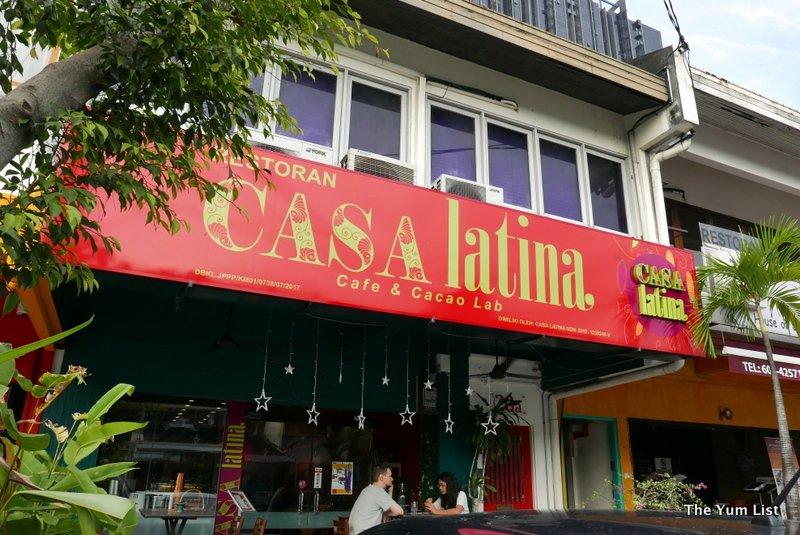 Casa Latina, Ampang, Vegan Mondays
