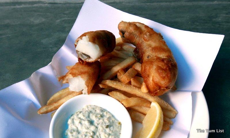 Southern Rock Seafood, Bangsar