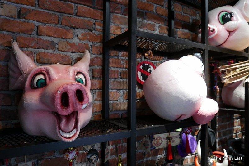 Naughty Nuri's, Pork & Ribs, Desa Sri Hartamas