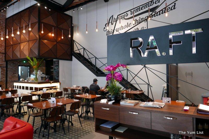 Ra-Ft Café-Bistro, Mont Kiara