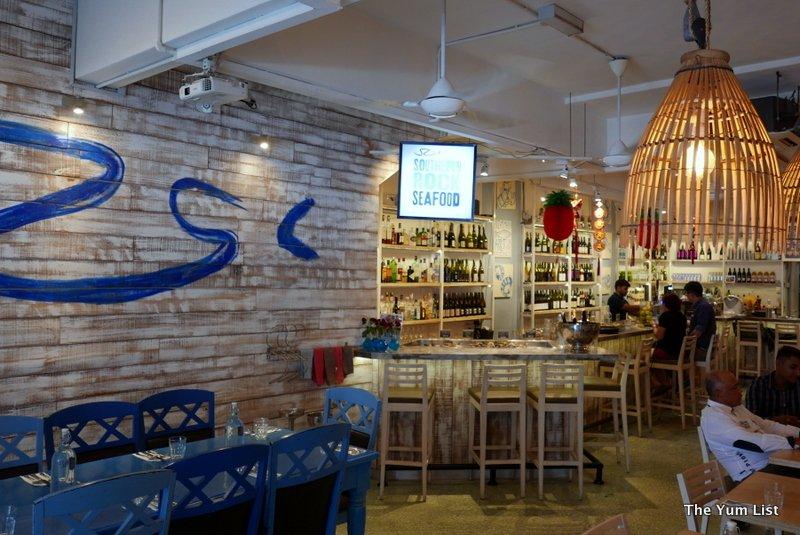 seafood restaurant Kuala Lumpur
