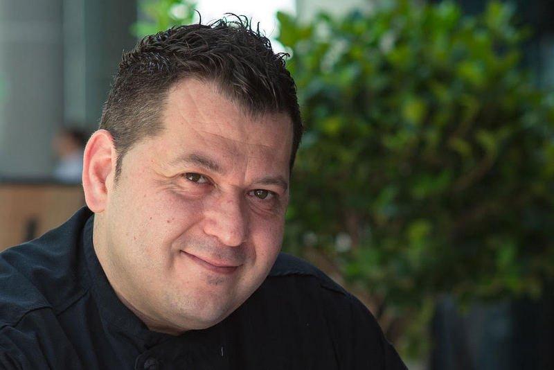 Chef Guiseppe Lioce, Nero Nero DC Mall