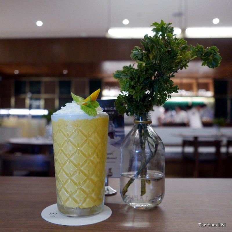 new restaurant Bangsar cafe