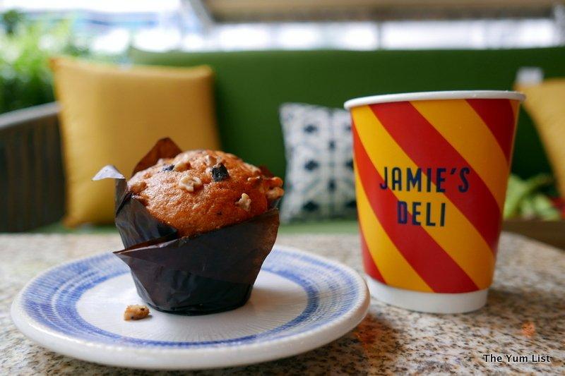 Jamie's Deli, Jamie Oliver Hong Kong, Harbour City