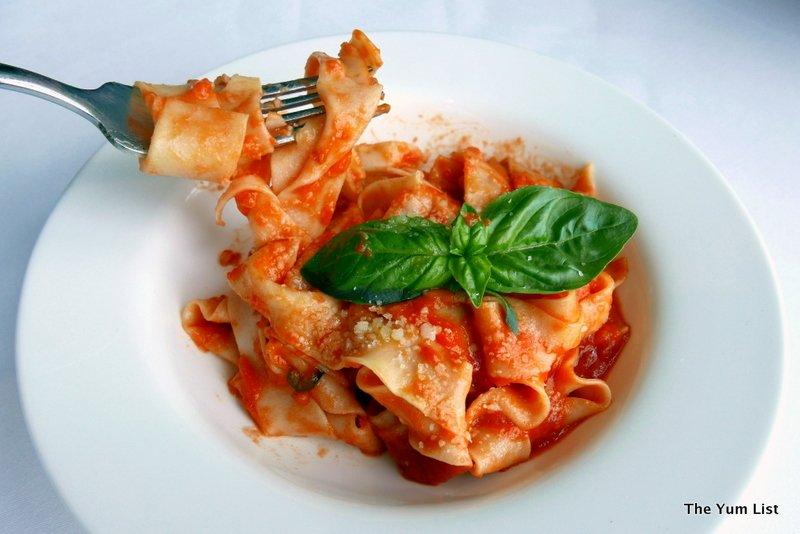 Italian restaurants Kowloon