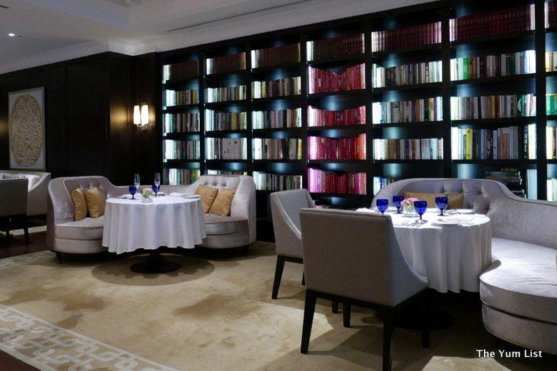 Sunday Brunch, The Library, The Ritz-Carlton, Kuala Lumpur